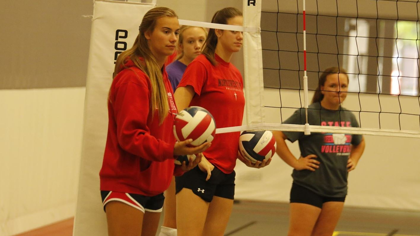 Volleyball Camp Registration Open Northwestern College Athletics